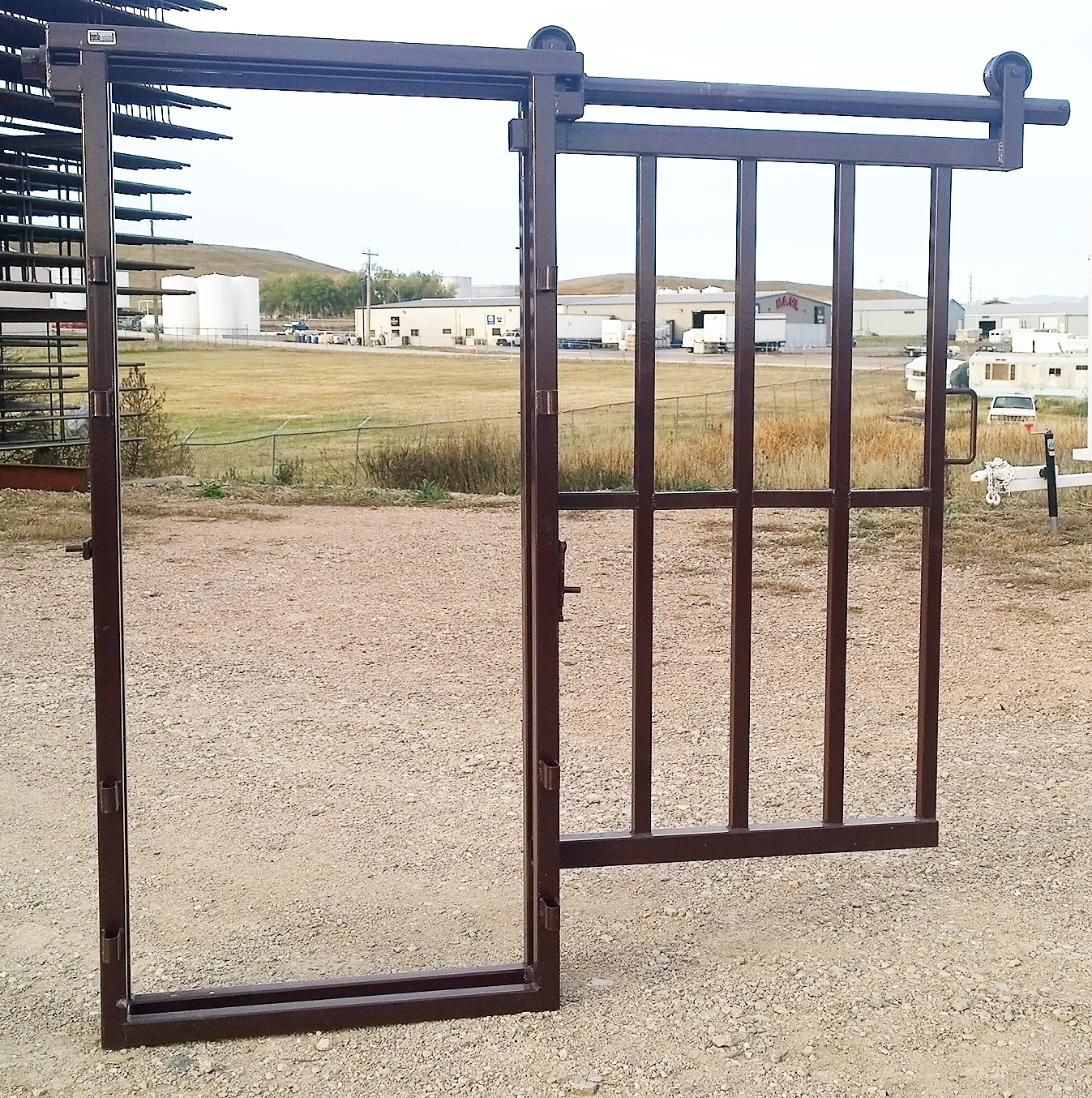 Slide Roller Gate Cow Country Equipment